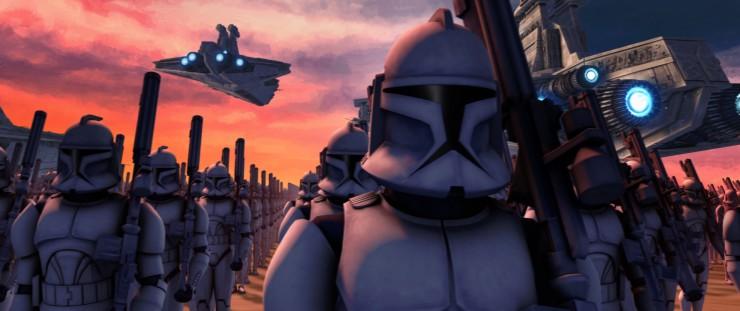 Star Wars: The Clone Wars returns for final season