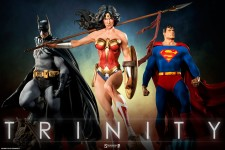 DC Trinity Premium Format Figure Collection