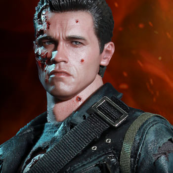 Terminator Hot Toys Collectibles