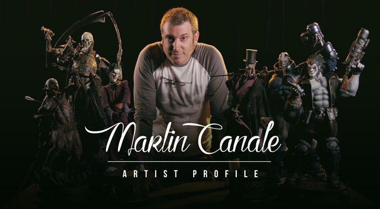 Artist Profile: Martin Canale