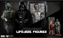 Star Wars Life-Size Figures Preview
