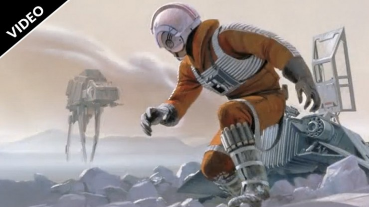 Ralph McQuarrie, Star Wars Concept Artist – Tribute to a Master