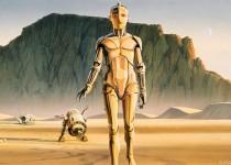 Ralph McQuarrie Star Wars Concept Art