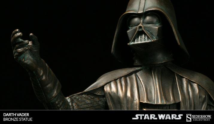 Darth Vader Bronze Statue