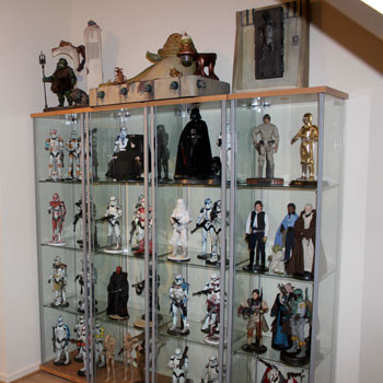 Featured Collectors: Star Wars Edition!