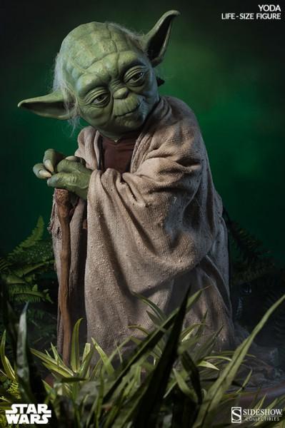 Yoda Life Size Figure