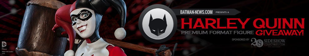 Batman News Harley Giveaway
