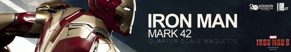Iron Man Mark 42 Giveaway