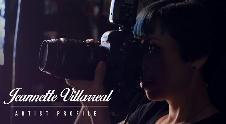 Artist Profile: Jeannette Villarreal