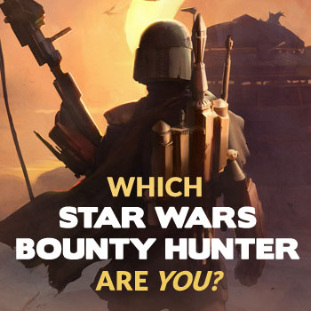 Which Star Wars Bounty Hunter are you?