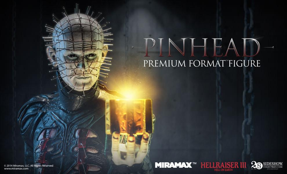Pinhead Premium Format Figure