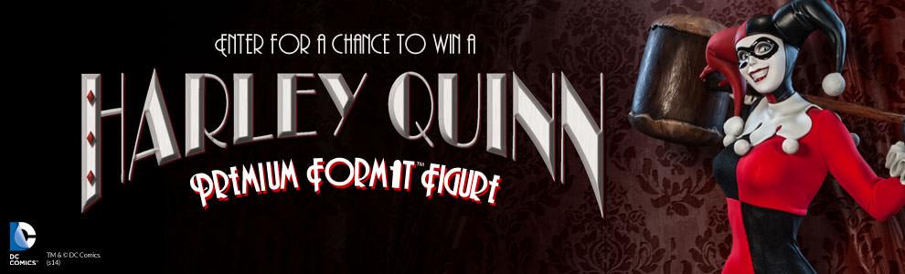 Harley Quinn Giveaway