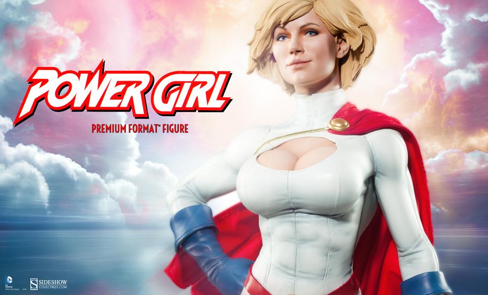 Power Girl Premium Format Figure