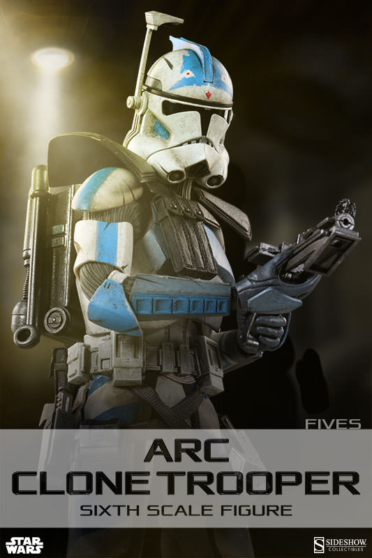 Echo Fives You Re Both Officially Being Made Arc Troopers Sideshow Collectibles