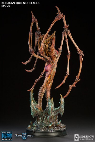Kerrigan Queen of Blades Statue