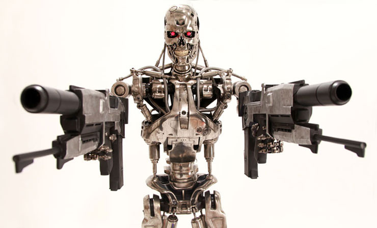 Top Terminator collectibles in honor of surviving Skynet's Judgment Day