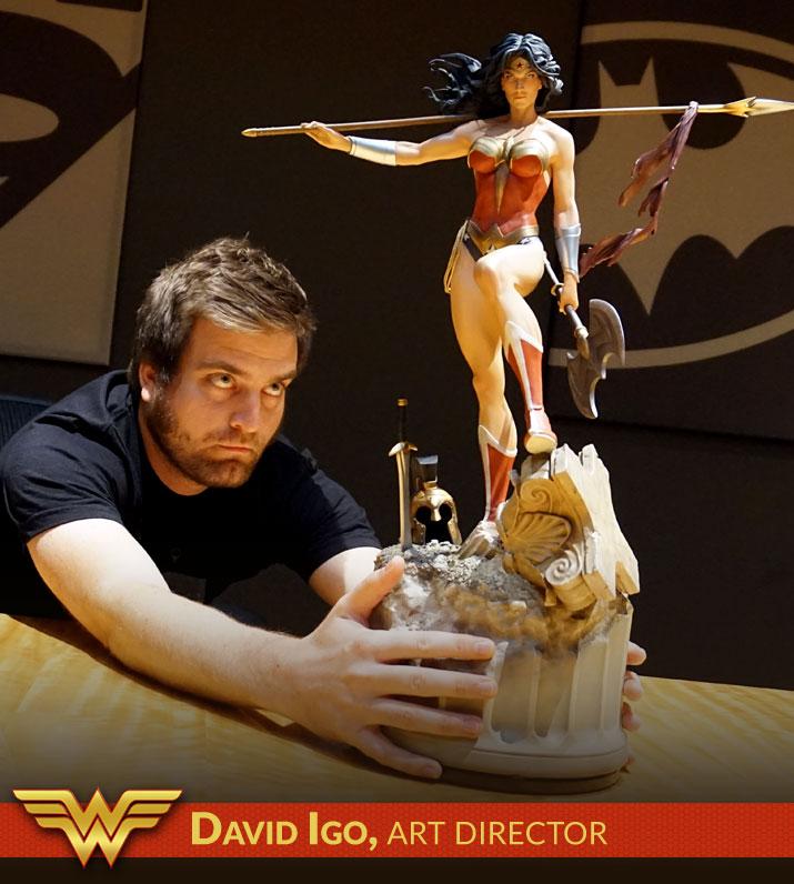 David Igo, Art Director