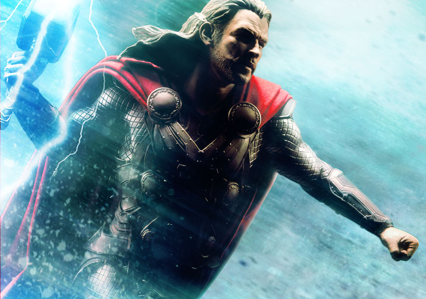 Thor Dark World Premium Format Figure