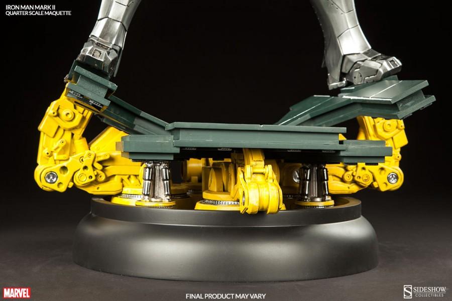 Iron Man Mark II Quarter Scale Maquette