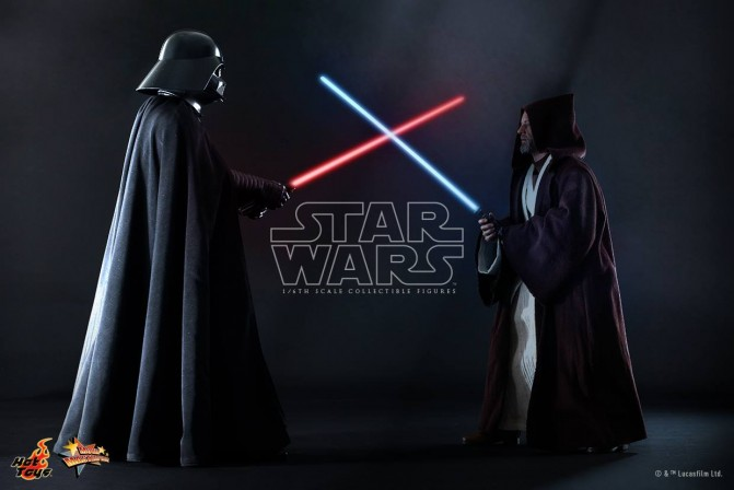 Hot Toys teases new Star Wars figures
