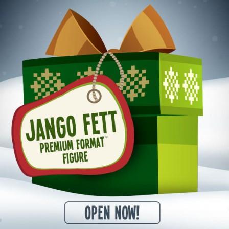 Jango Fett Premium Format™ Figure announcement