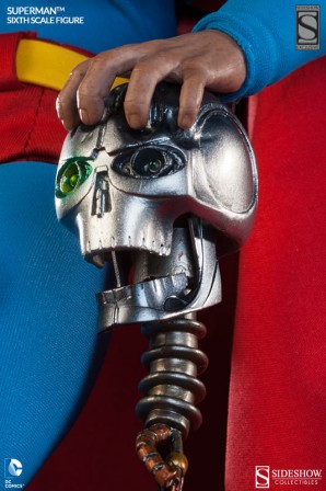 Exclusive Superman Sixth Scale Figure Accessory
