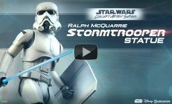 Ralph McQuarrie Stormtrooper Statue Preview
