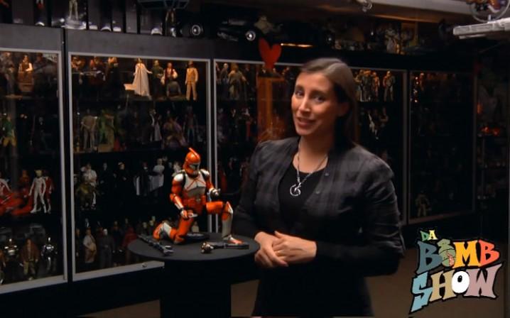 Da Bomb Show Reviews Star Wars Bomb Squad Clone Trooper