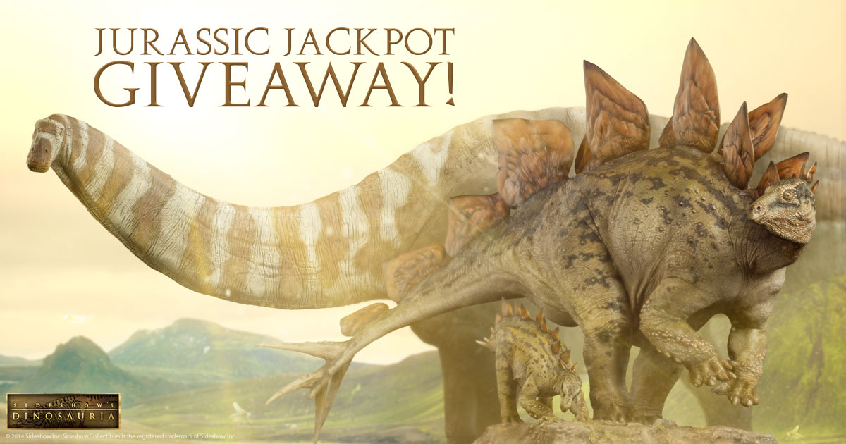 Jurassic jackpot slots