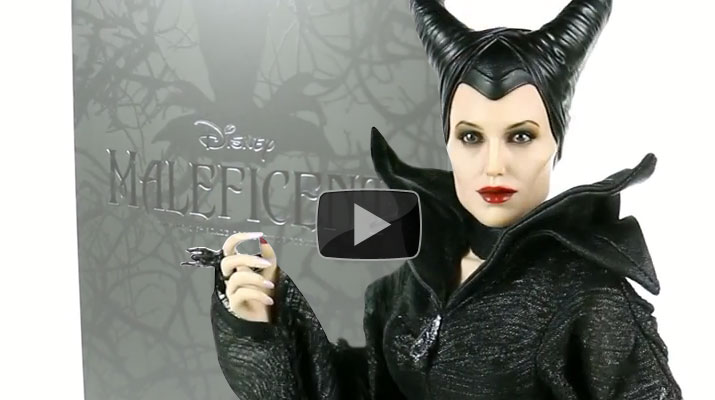 Hot Toys Maleficent Video Showcase
