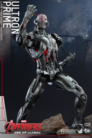 Hot Toys Ultron Prime Sixth Scale Collectible Figure