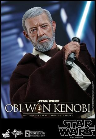 Hot Toys Obi-Wan Kenobi Sixth Scale –An Elegant Figure For A More Civilized Age