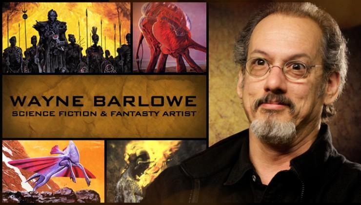 Wayne Barlowe: Science Fiction & Fantasy Artist