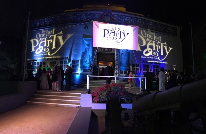 Celebrating 14 years of LoTR, Sideshow went 'There and Back Again' at 'The One Last Party'
