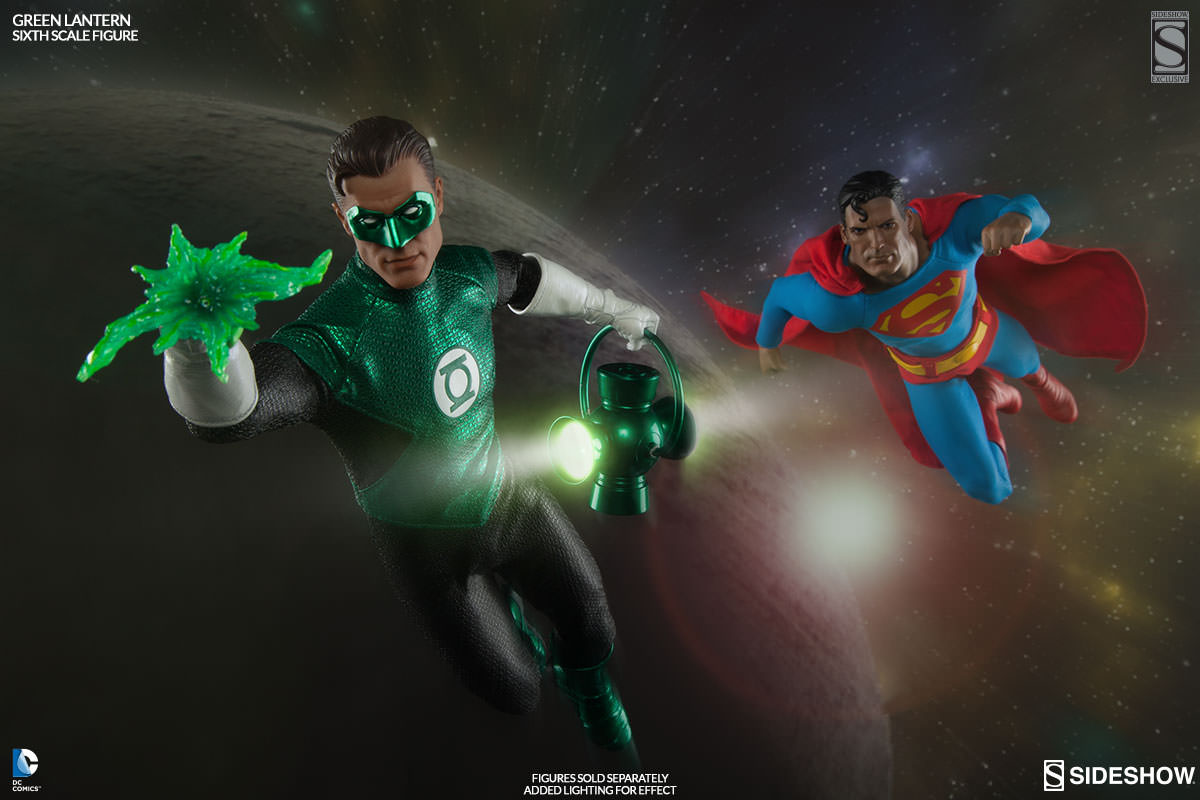 Exclusive Green Lantern Sixth Scale Figure