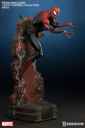 J. Scott Campbell Classic Spider-Man