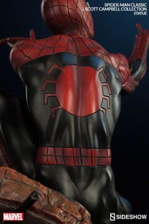 J. Scott Campbell Classic Spider-Man Statue