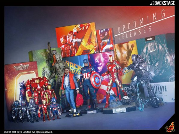 Hot Toys Upcoming Releases –Marty McFly, Rocket & Groot, Avengers and more!