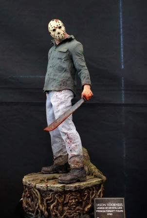 Jason Voorhees Premium Format Figure and more unveiled at Monsterpalooza