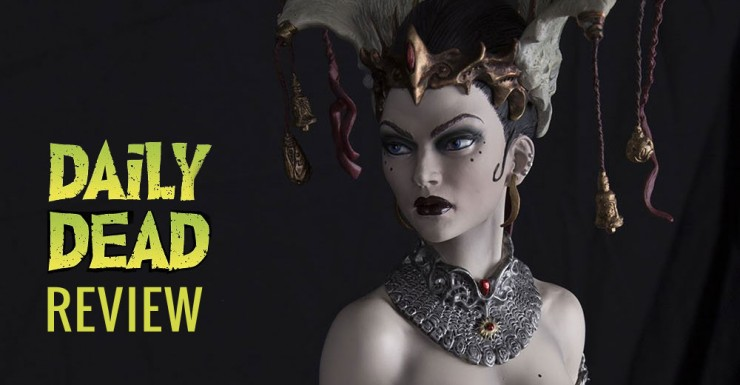 Daily Dead Impressions: Queen of the Dead Premium Format Figure Review
