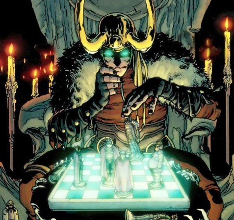 7 ridiculous tricks Loki almost got away with