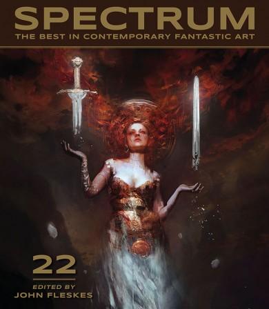 Mark Newman nominated for 'Spectrum 22: Contemporary Fantastic Art' Award