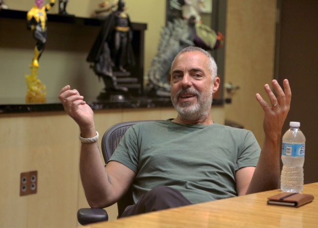 Sideshow Q&A with sci-fi actor Titus Welliver