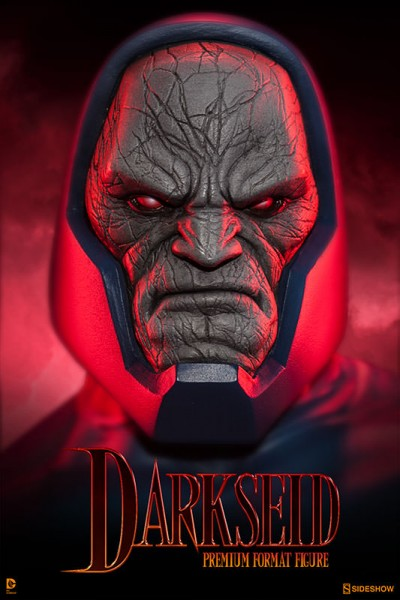 People of Earth, this is Darkseid, Lord of Apokolips!