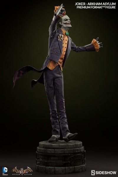The Joker Arkham Asylum Premium Format Figure