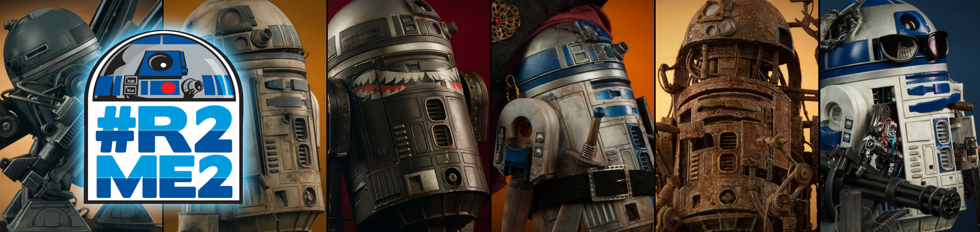 Sideshow Presents R2-ME2