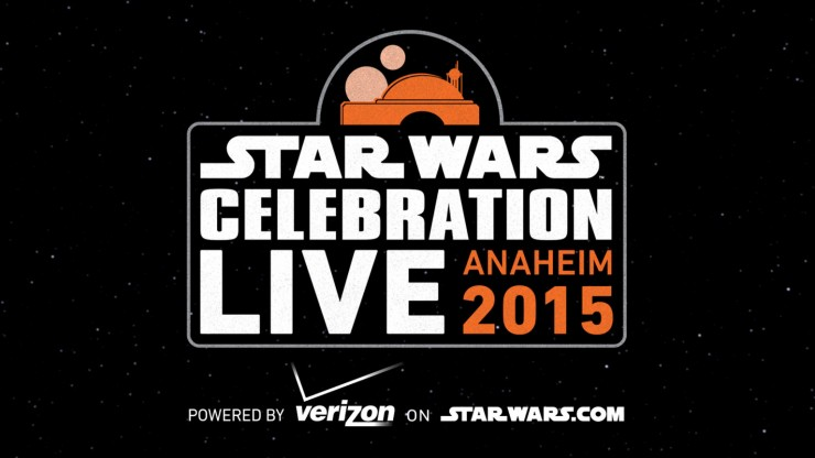 Watch Star Wars Celebration live at StarWars.com!