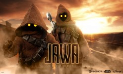 Jawa Sixth Scale Figure Set Preview