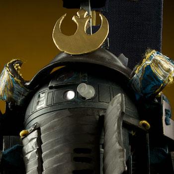 R2-ME2 by Victoria Salas