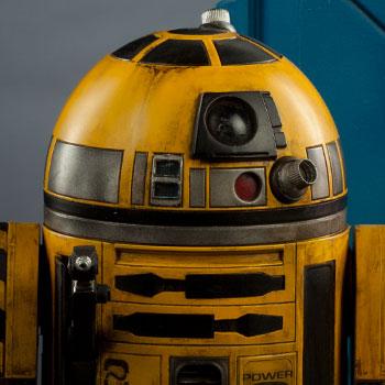 R2-ME2 by Jason Eaton